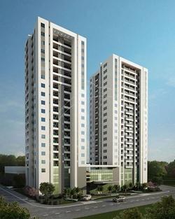 Apartamento para alugar Residencial 1 Quadra C02   Via Horizonte - 3 Quartos - Vaga